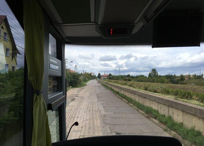 Auslandslager Polen 2018: Mit dem Bus in Danzig